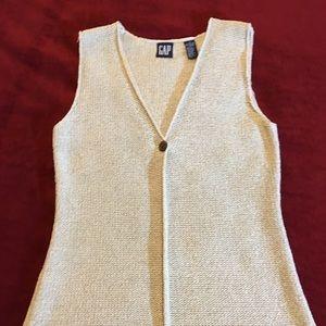 Gap Sweater Vest